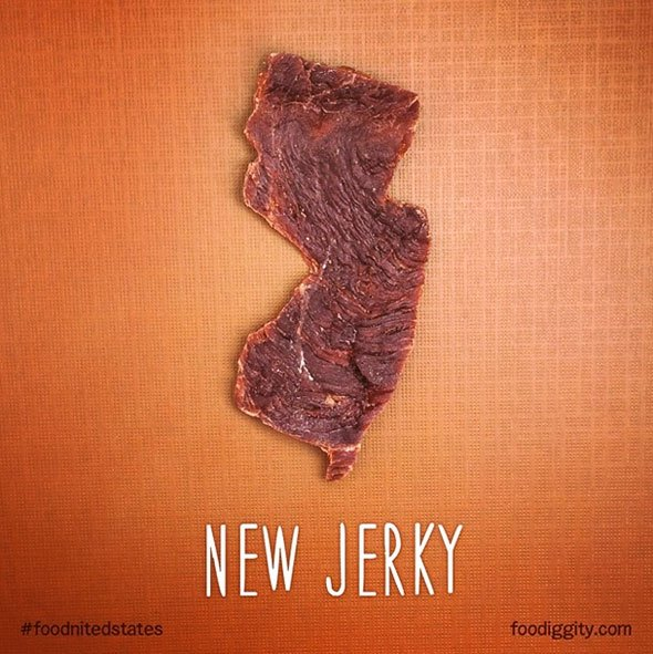 New Jerky via Foodiggity