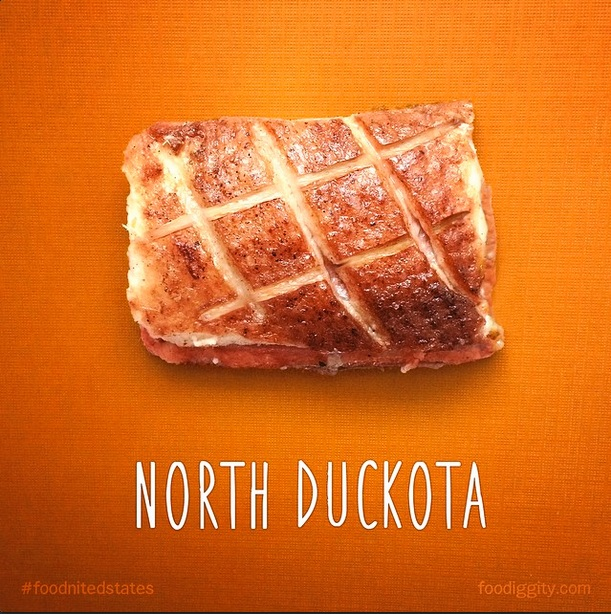 North Duckota via Foodiggity