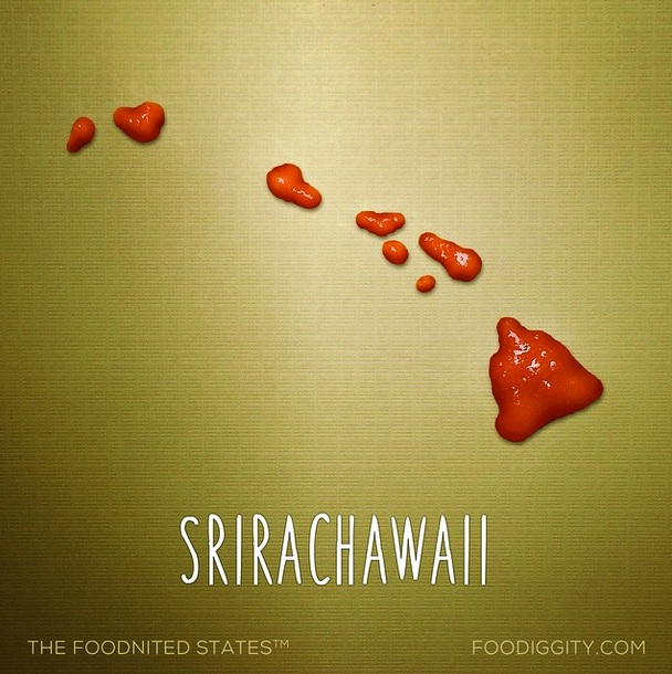Srirachawaii via Foodiggity