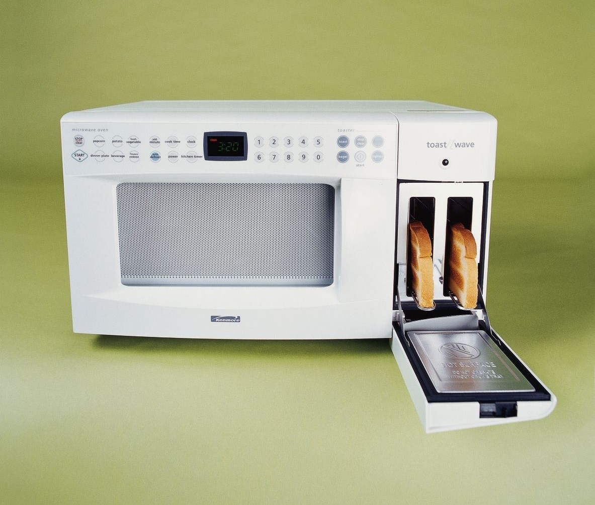 Toaster Oven Microwave Combination: How To Buy The Best Toaster Or Toaster Oven