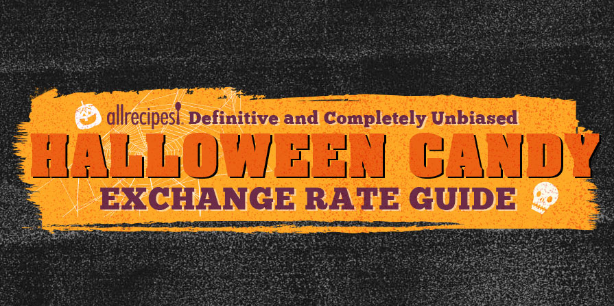 The Definitive Halloween Candy Exchange Rate Guide