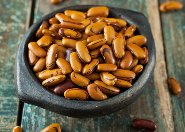 650 x 465 Tiger's Eye dried beans detail by Kelly Cline