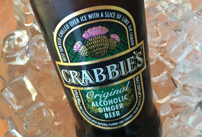 boozy soda Tasting Panel Crabbies Hard Ginger Ale