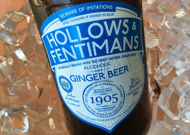 boozy soda tasting panel hollows and fentimans