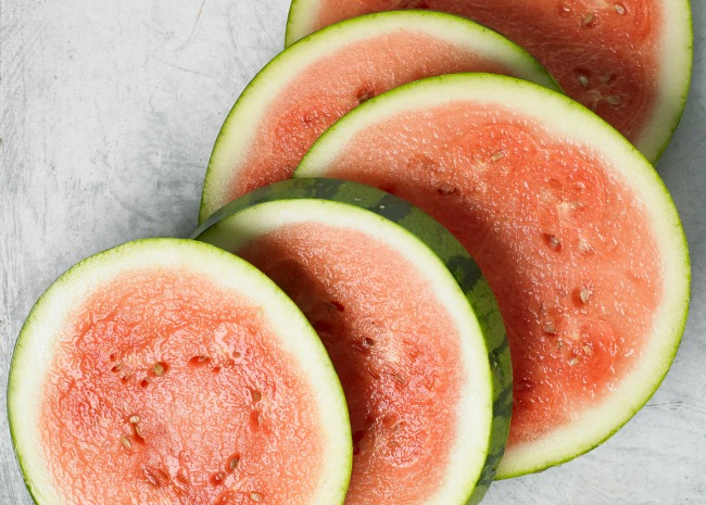 Watermelon Rounds