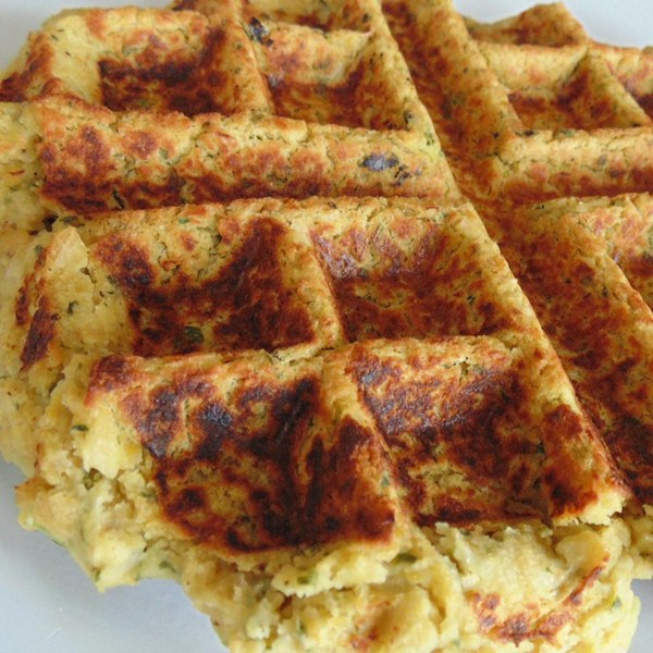 2219559 waffled falafel photo by Christina
