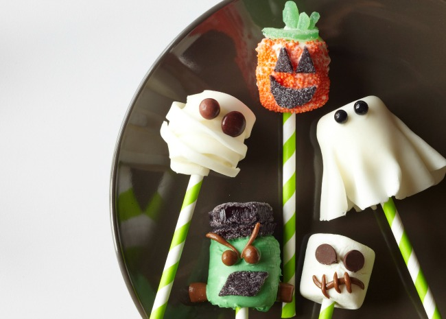 Halloween cake pops. Photo by Meredith