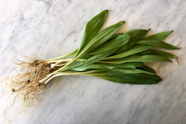 ramps in the raw