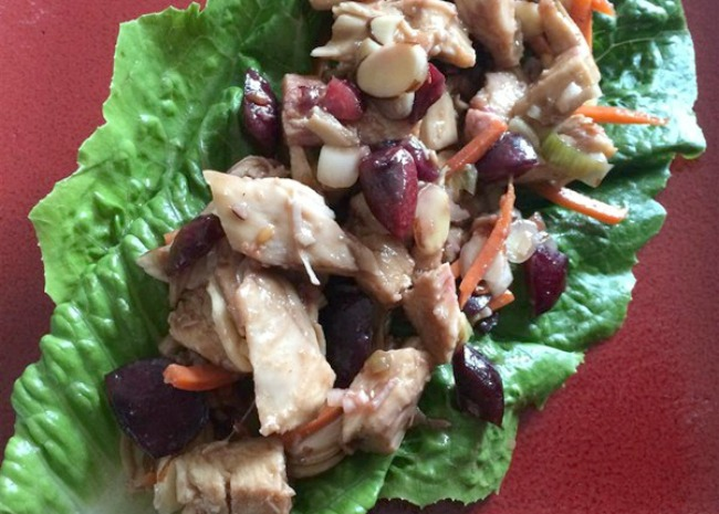 1305276 Cherry Chicken Lettuce Wraps photo by Alaicia resized
