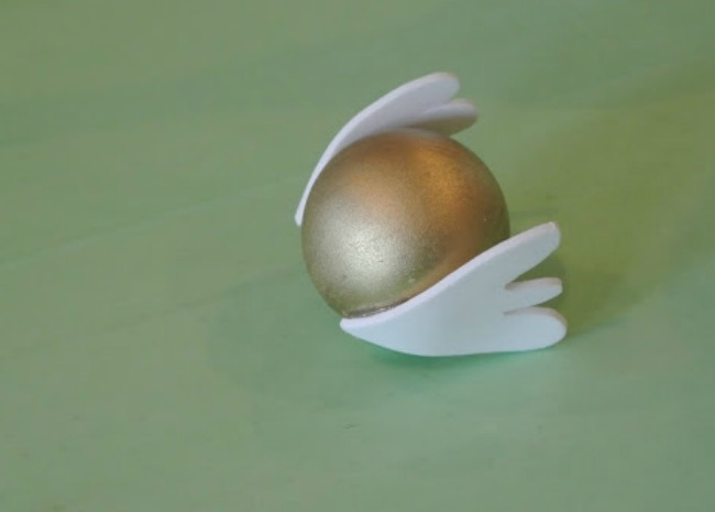 Golden Snitch. Photo by Farm to Fete