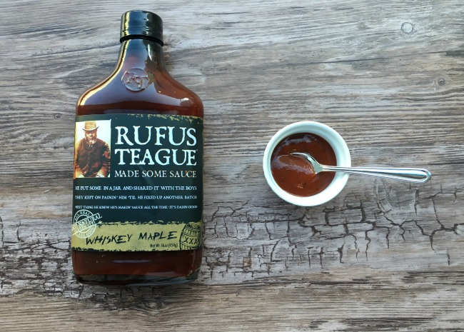 edited Rufus Teague BBQ sauce photo by Leslie Kelly