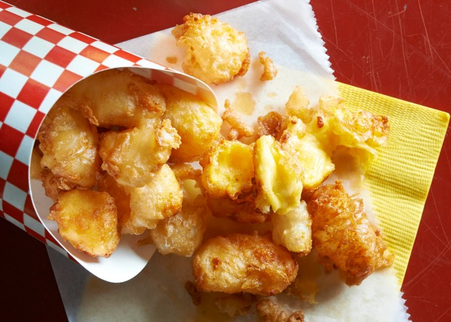 Real Wisconsin Fried Cheese Curds