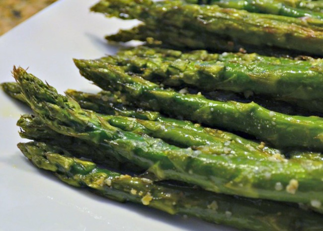 Oven Roasted Asparagus Recipe Allrecipes