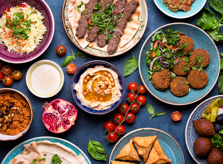 Plan a Lebanese Feast for Your Next Dinner Party | Allrecipes
