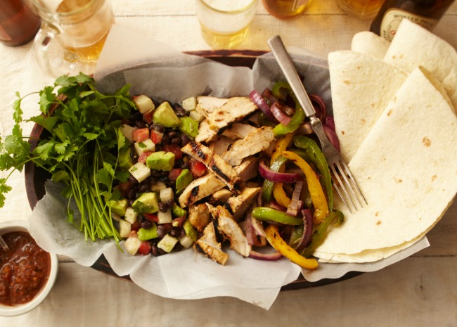 How to Make the Best Chicken Fajitas EVER