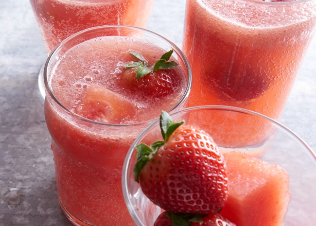 102347932 Watermelon and Strawberry Lemonade Photo by Meredith 650x465