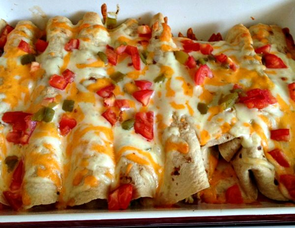 600 x 465 2211839 breakfast enchiladas photo by tara