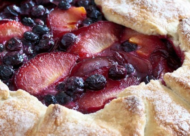 rustic-fruit-galette Rustic Fruit Galette, photo by Rebecca Marmaduke on Allrecipes