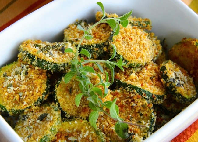 1133856 Baked Zucchini Chips Photo by lutzflcat resized