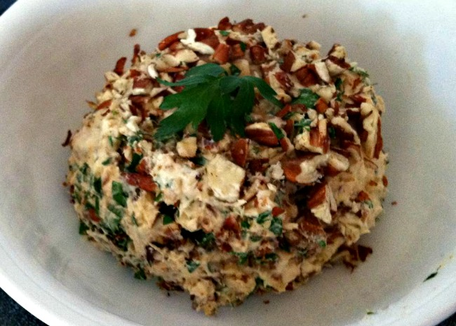 Red Salmon Pate
