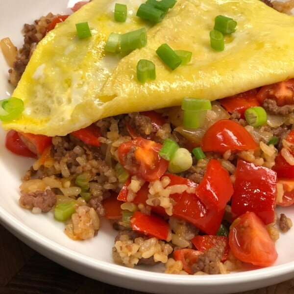Thai Beef Fried Rice