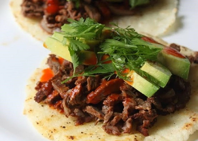 Grilled Spanish Mustard Beef Photo by Chef John