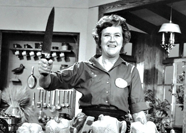 650 x 465 Julia Child by PBS
