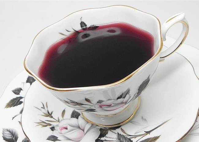 Margaret's Hot Mulled Wine