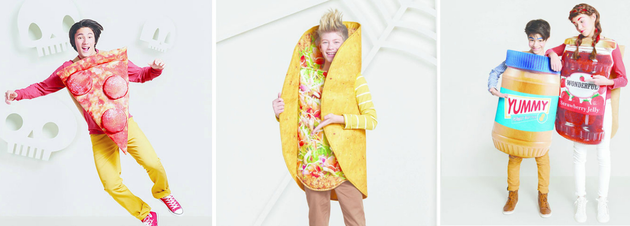 3-up_halloween costumes from Target