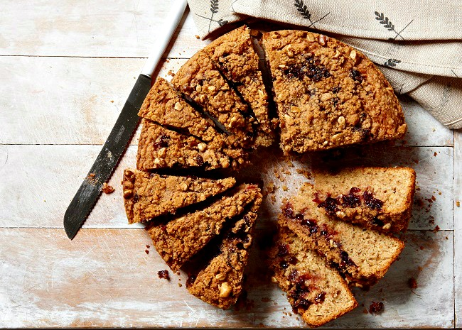 650 x 465 102434850 cranberry coffee cake photo by Meredith Publishing