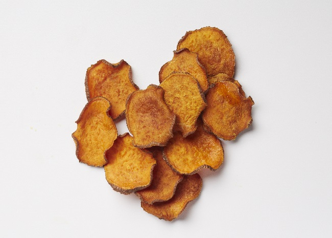 edited 102256958 spicy sweet potato chips photo by Meredith