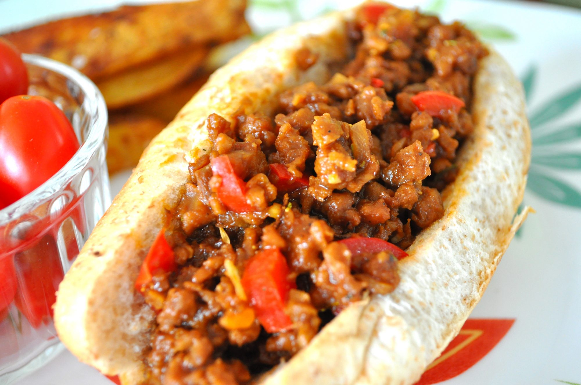 Vegetarian Sloppy Joes 163867 CCLoves2bake 422585