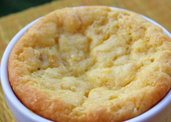 Awesome and Easy Cream Corn Casserole