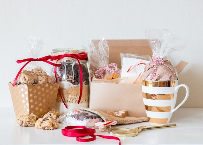 Easy Homemade Food Gifts Kids Can Make And Share Allrecipes