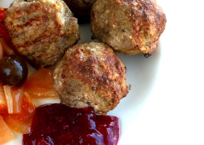 Swedish Meatballs from a Swede