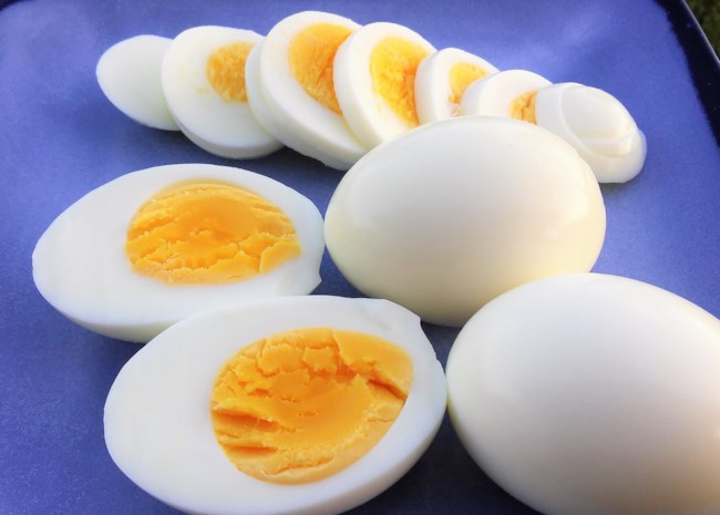 Instant Pot(R) Easy Soft Boiled Eggs