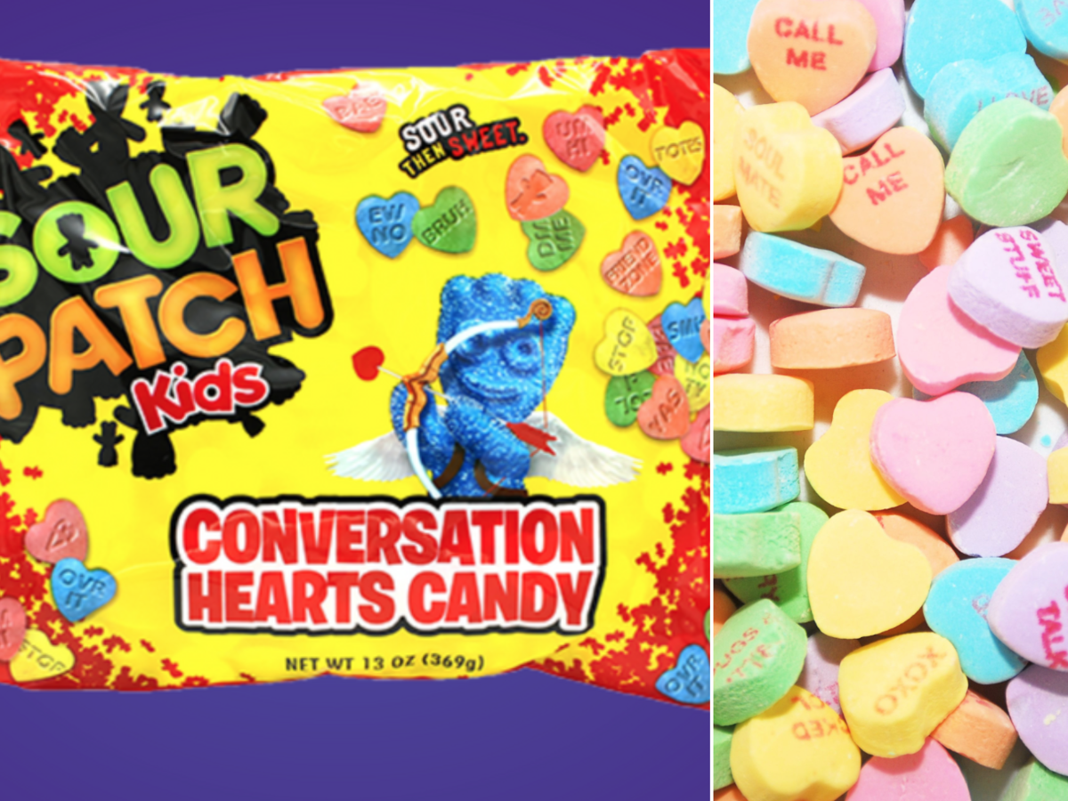 sour patch kids candy hearts