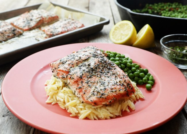 The Best Healthy Baked Salmon Recipes