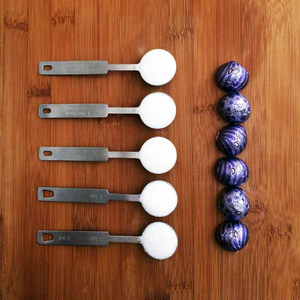 Dove Dark Chocolate Eggs