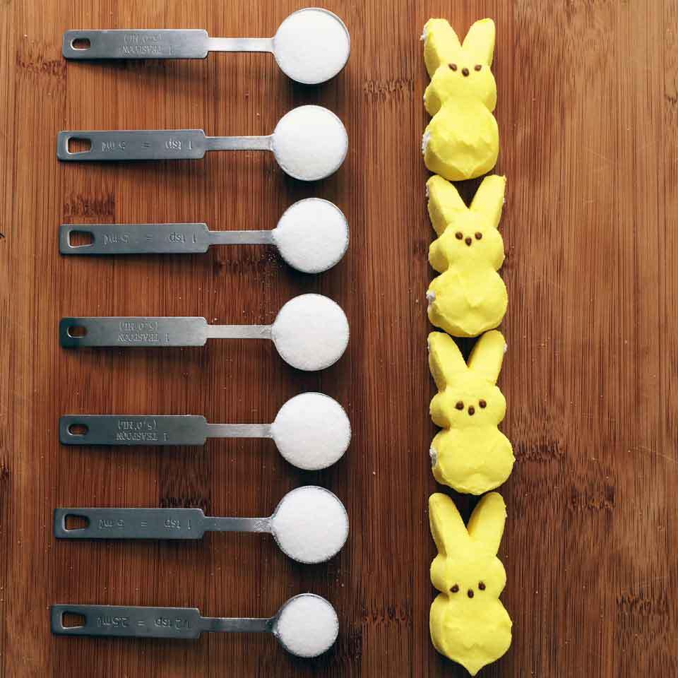Peeps Marshmallow Bunnies