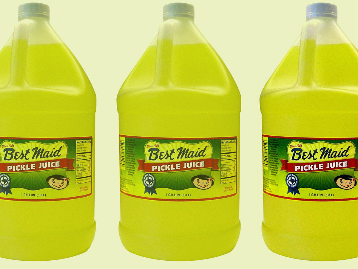 Gallon of Straight Pickle Juice