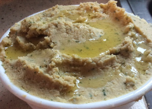 Chef John's Green Hummus