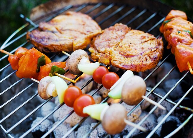 How To Grill With Charcoal Top Tips And Recipes To Try Allrecipes