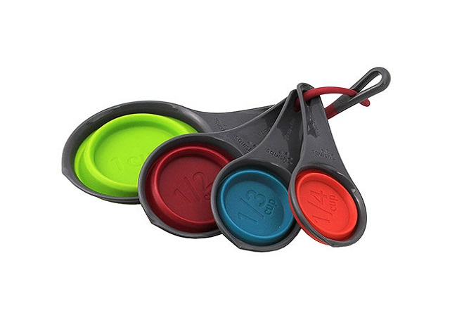Squish Collapsible Measuring Cups