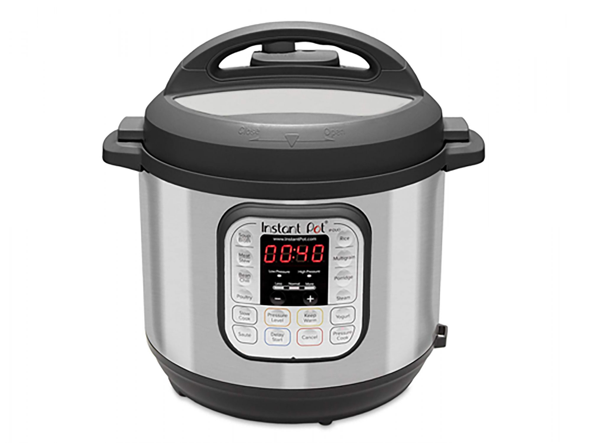 Instant Pot® DUO60 6 Qt 7-in-1 Multi-Use Programmable Pressure Cooker