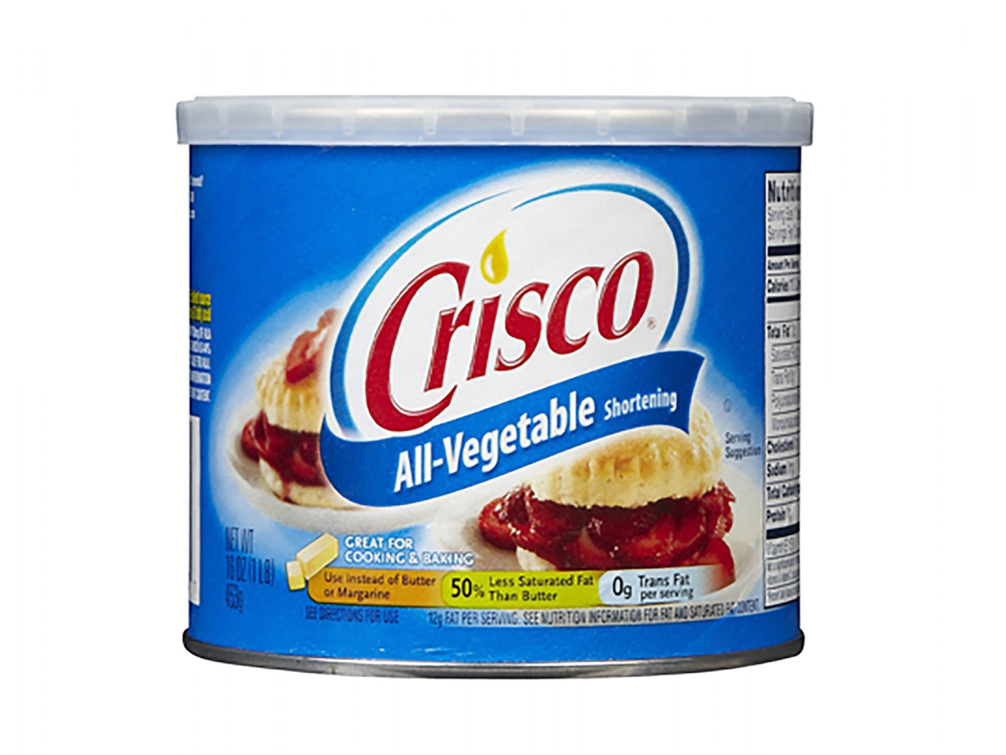 Can of Crisco®