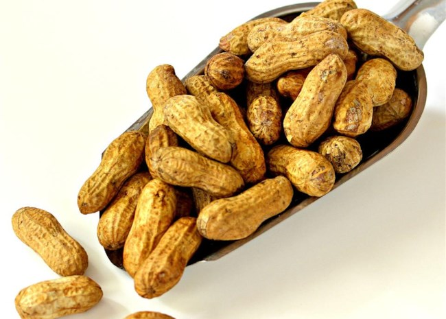 My Mom's Roasted Peanuts