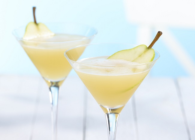 Pear Brandy Sidecar