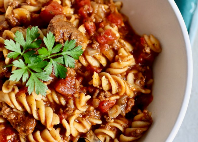 Instant Pot(R) Goulash
