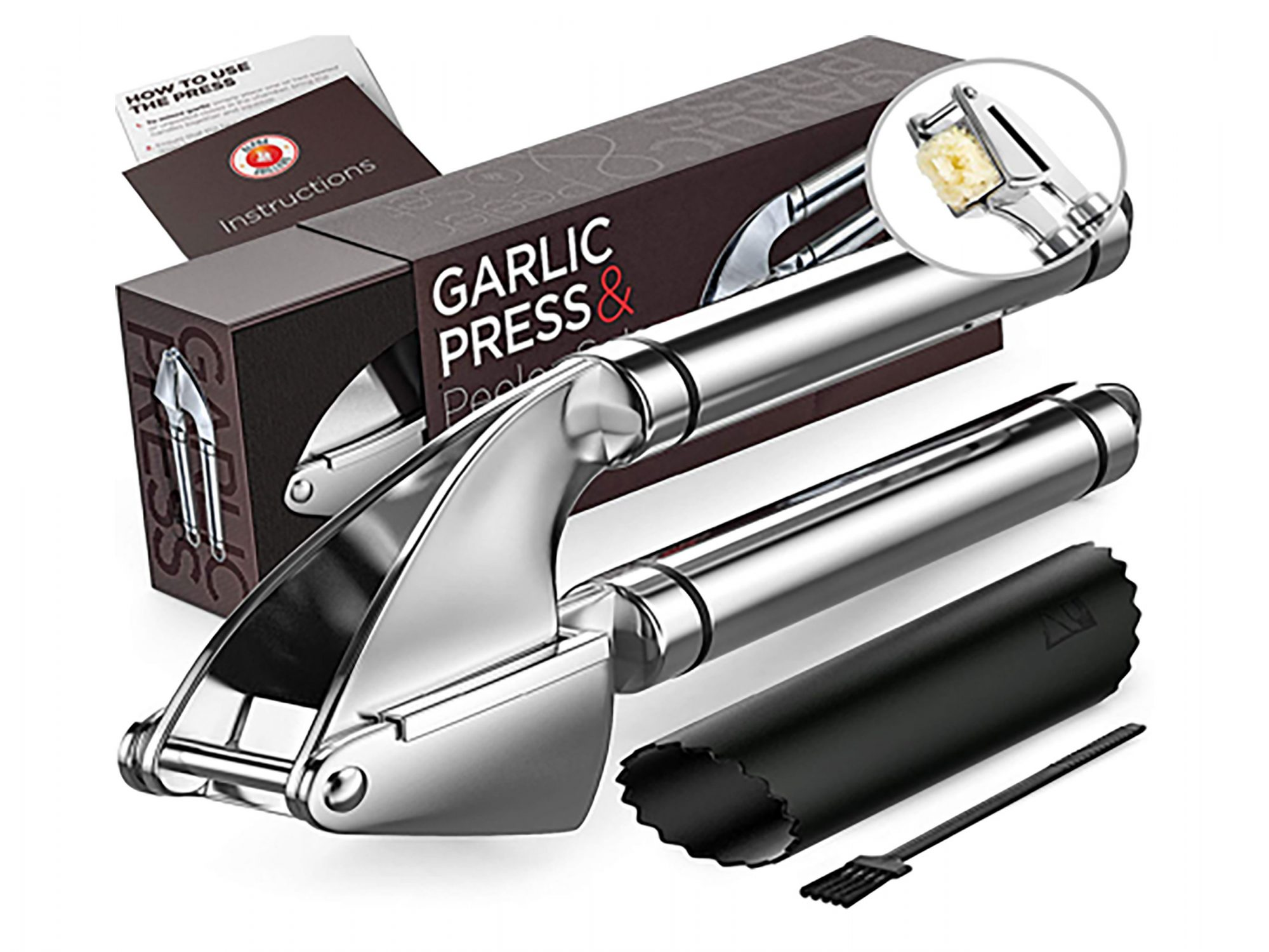 Alpha Grillers Garlic Press